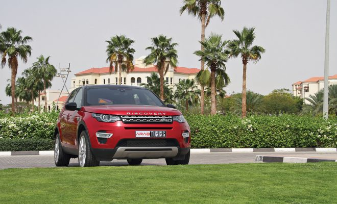 ARAB MOTOR WORLD LAND ROVER DISCOVERY SPORT TEST DRIVE-00