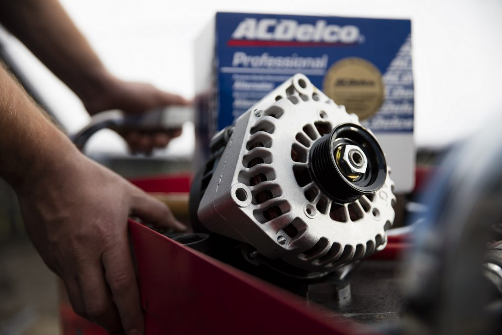 Counterfeit Parts Warning From Acdelco Middle East After