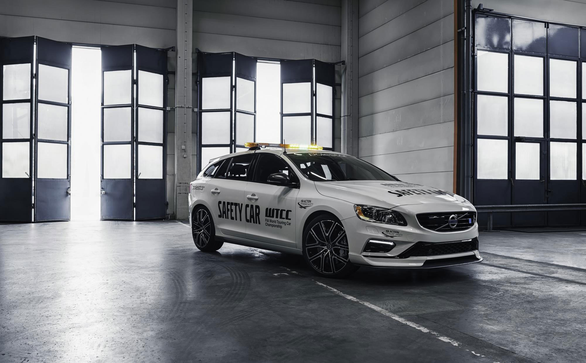 THE SAFEST SAFETY CAR IN THE WORLD JUST GOT FASTER – INTRODUCING ...