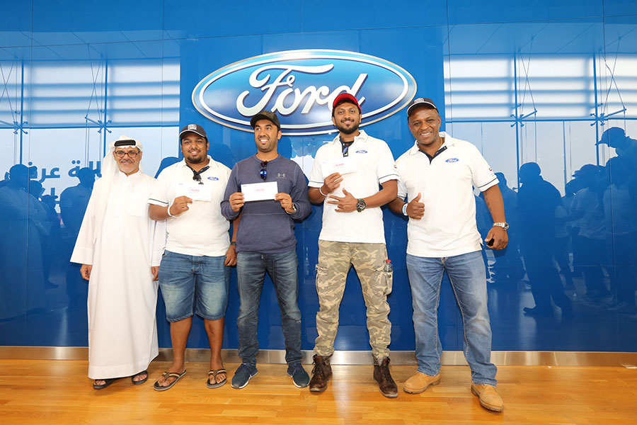Raffle-Winners-With-Al-Tayer-Motors-Management-