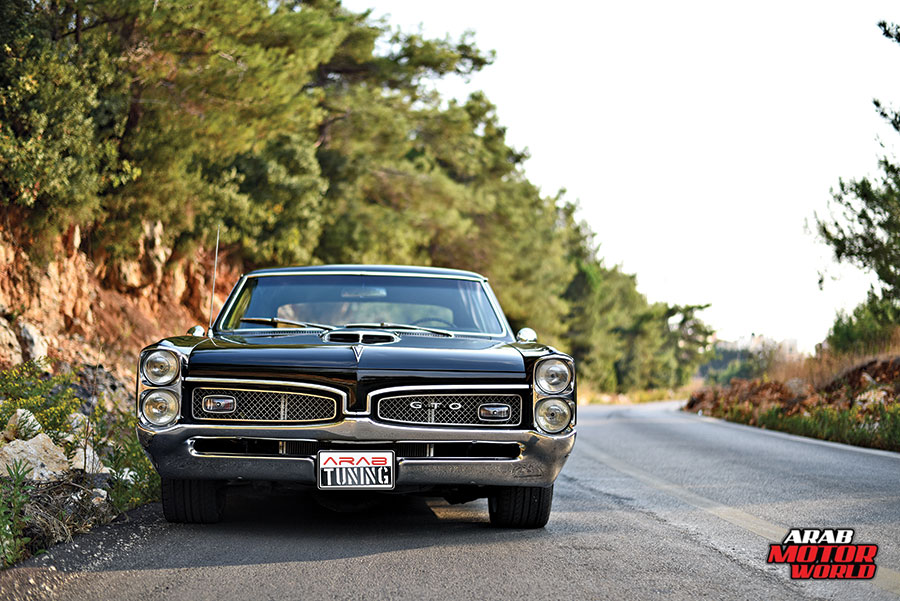 "1967 Pontiac GTO ""The Goat"" - Arab Motor World"