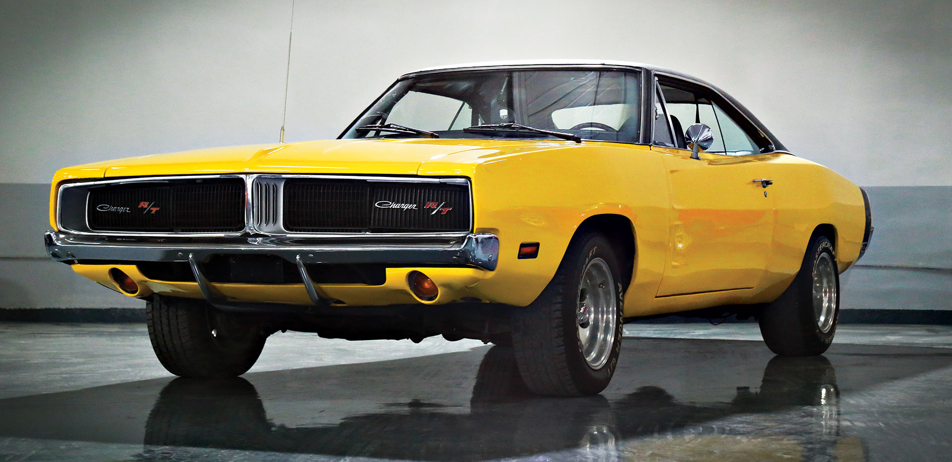 1969 Dodge Charger R T Arab Motor World