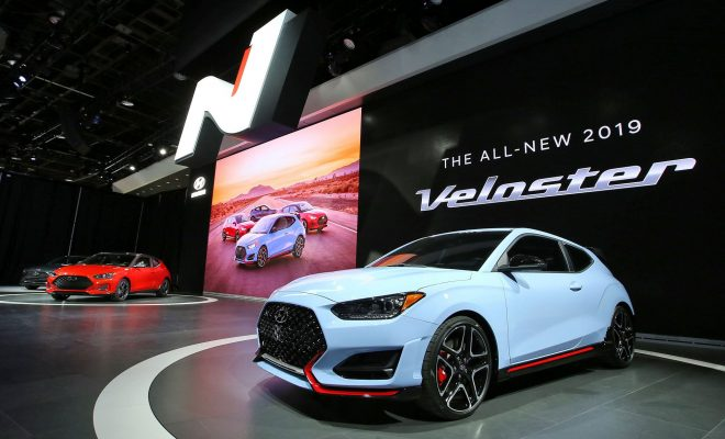 All-New Second-Generation Veloster Arab Motor World 00