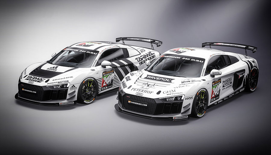 Audi-R8-LMS-GT-(Phoenix-Racing)-Arab-Motor-World