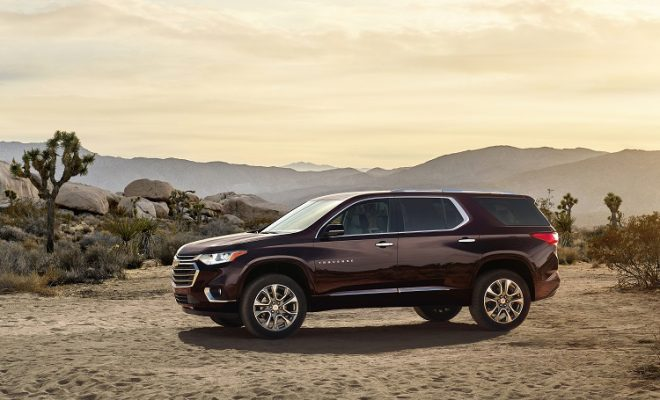 2018-Chevrolet-Traverse-001-Arab-Motor-World