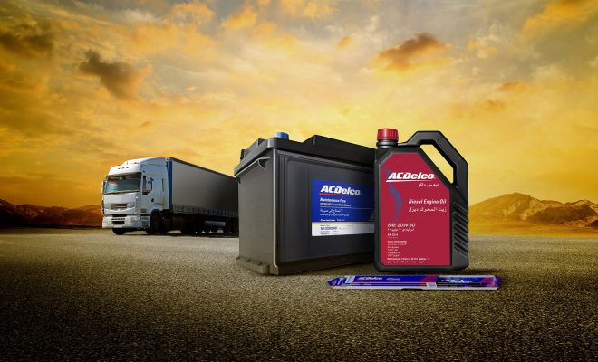 ACDelco-Heavy-Duty-Maintenance-Free-Battery,-All-Season-Metal-Wiper-Blades,-and-Diesel-Engine-Oil-Arab-Motor--World