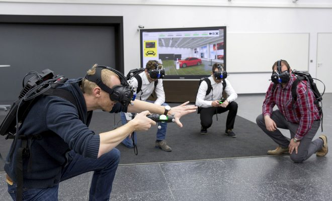 Audi-tests-virtual-reality-holodeck_Arab-Motor-World