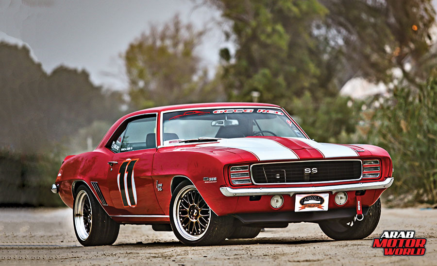 Muscle Cars Section - Arab Motor World