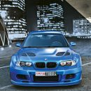 Blue-BMW-Asuka-Widebody-kit-M3-HPF_Arab-Motor-World-00