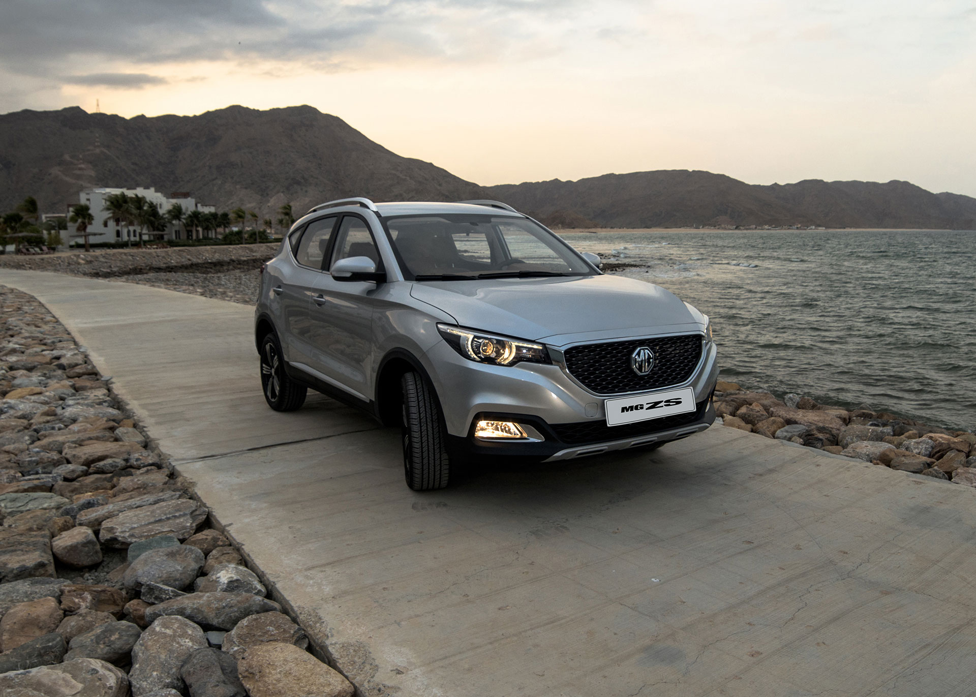 MG ZS crossover now on sale across the Middle East Arab Motor World
