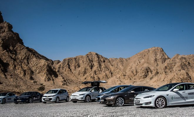 NINE-DAY ELECTRIC VEHICLE ROAD TRIP Arab Motor World-01