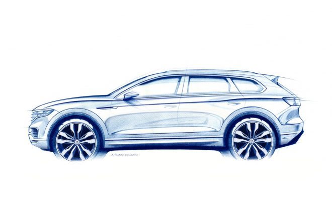 New-Touareg-Sketch-Arab-Motor-World