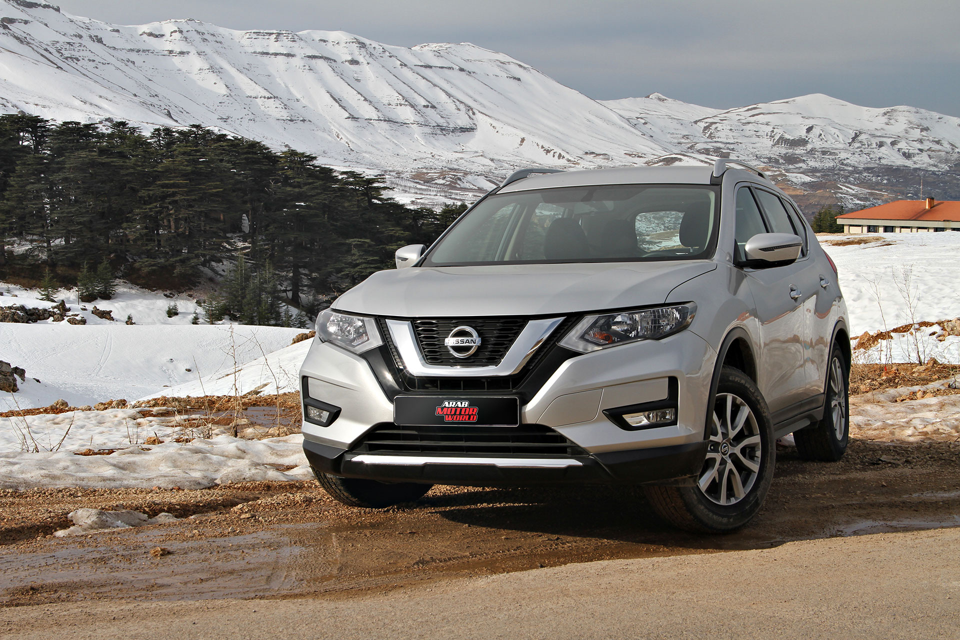 a snow retreat onboard the upgraded 2018 nissan x trail. Black Bedroom Furniture Sets. Home Design Ideas