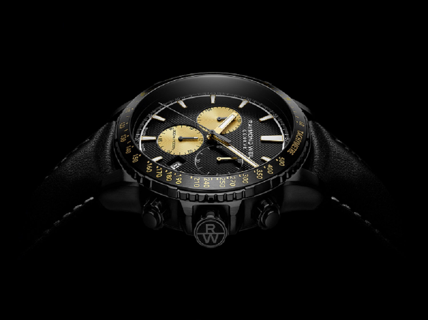 Raymond Weil Unveils A New Collaboration With Marshall Amplification