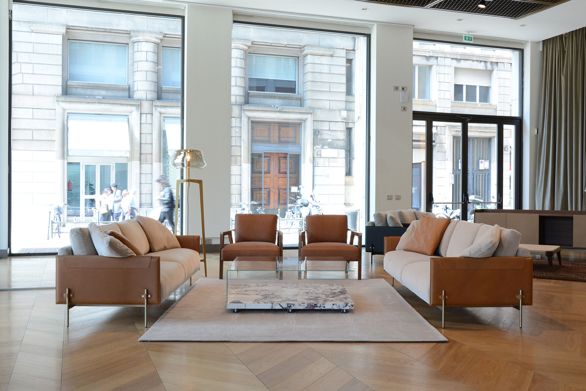 New Home Collection Of Handcrafted Aston Martin Furniture Previews At Milan Design Week Arab Motor World