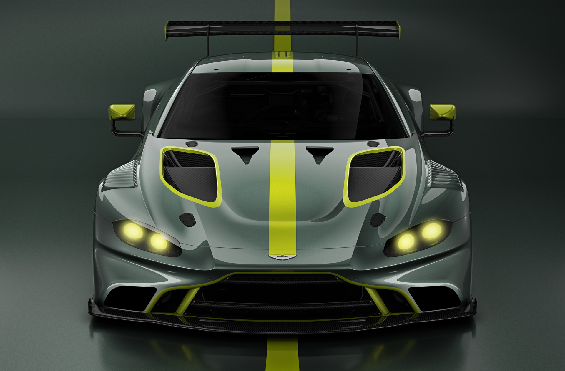 Aston Martin Announces Plans For New Vantage Gt3 And Gt4 Cars Arab Motor World