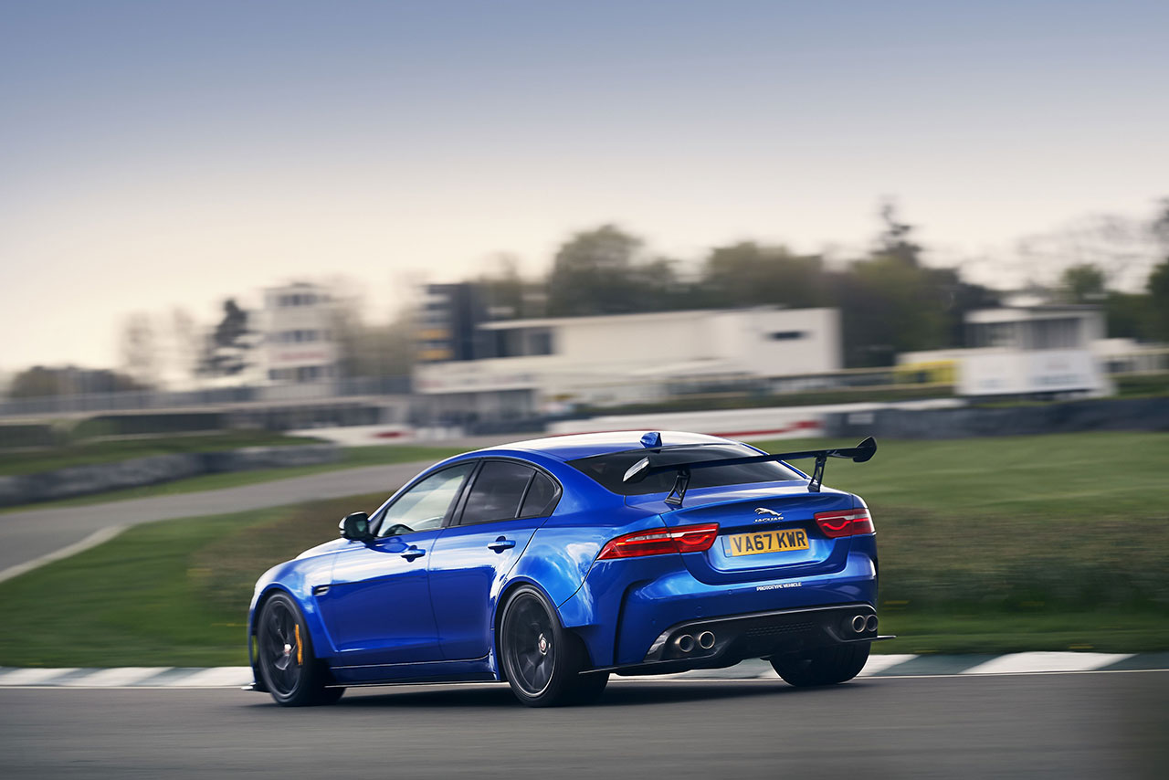 Racing Legends Rate Project 8 Jaguar S Newest Star Of Road And