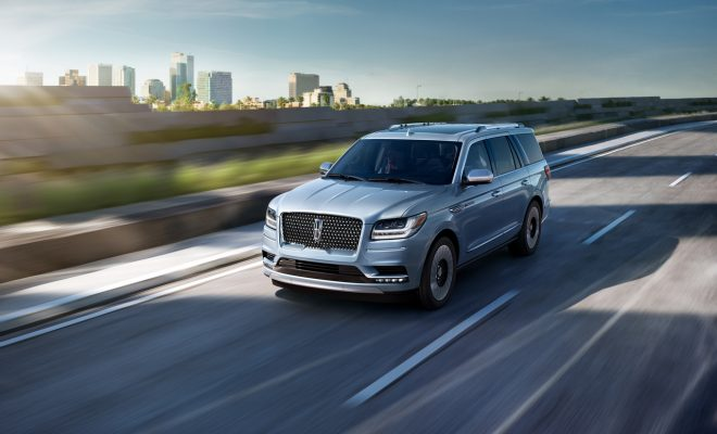 Lincoln Navigator Luxury SUV Arab Motor World