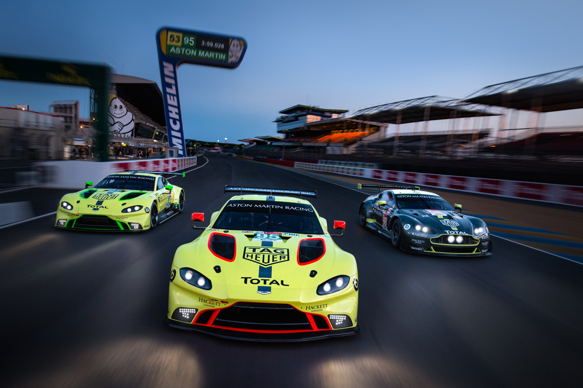 Aston Martin Racing Vantage GTE Le Mans Arab-Motor-World