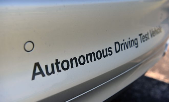 Autonomous Driving Road Test License