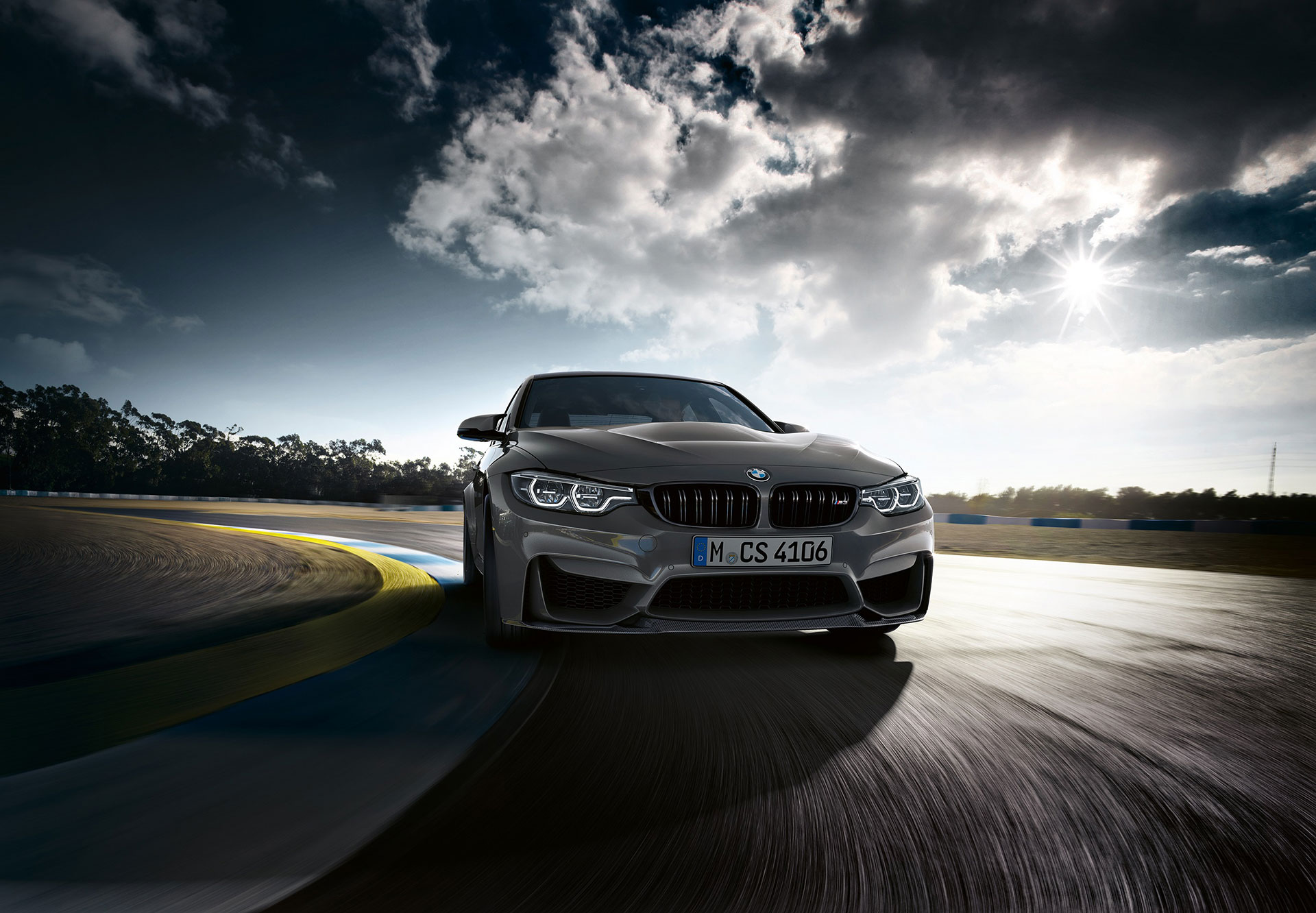 The New Bmw M3 Cs Revealed In Photos And Video Arab Motor World