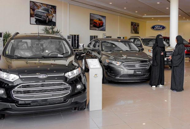 Ford Female Customers Saudi Women Driving