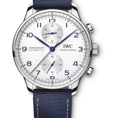 IW371446 Portugieser Automatic + Summerstrap IWIWE10926