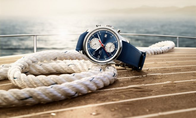 IWC Watch Feature Lifetysle Arab Motor World