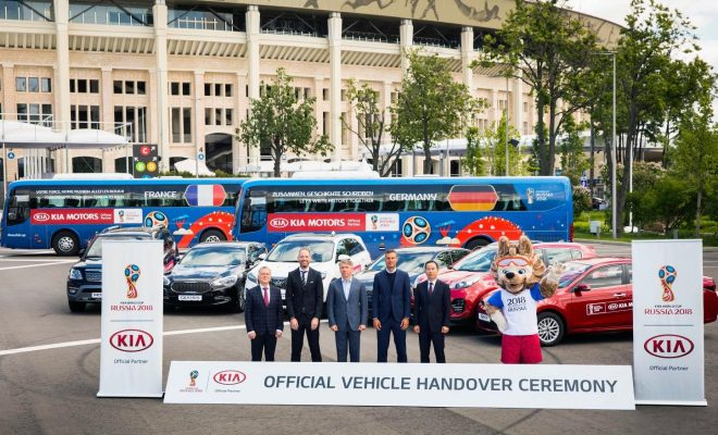 Kia World Cup Russia 2018