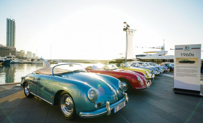 Porsche 70 Years SportsCar Together - Arab Motor World (6)