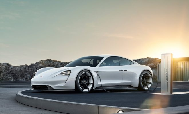 Porsche Taycan - Arab Motor World