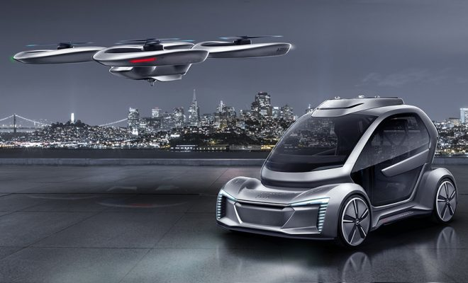 Audi Air Taxi - Arab Motor World