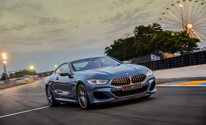 BMW 8 Series Coupe - Arab Motor World (1)