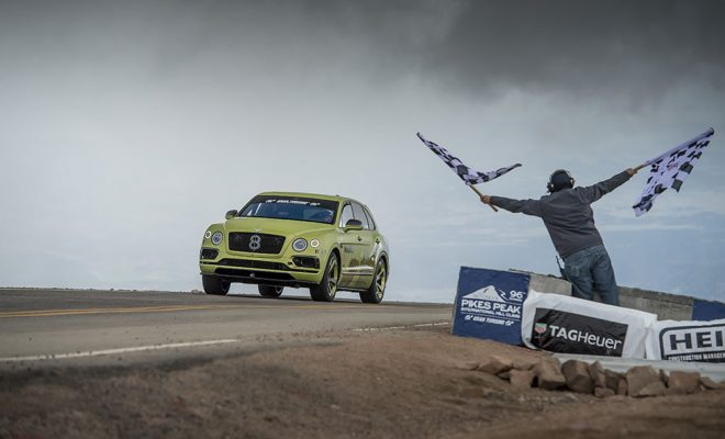 Bentley Bentayga SUV Pikes Peak Arab Motor World (2)
