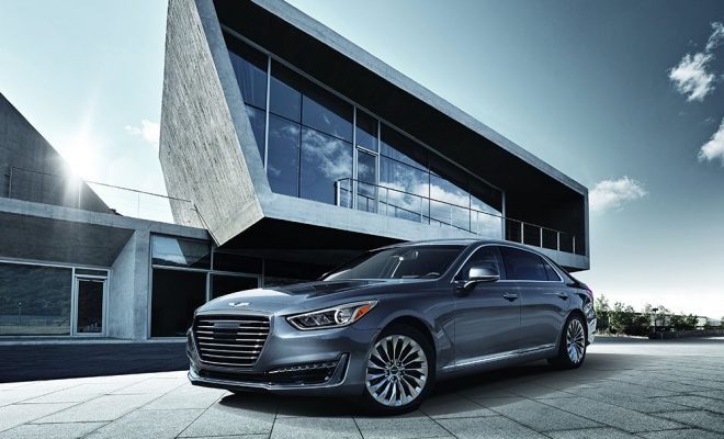 Genesis G90 Best Quality Initial Services