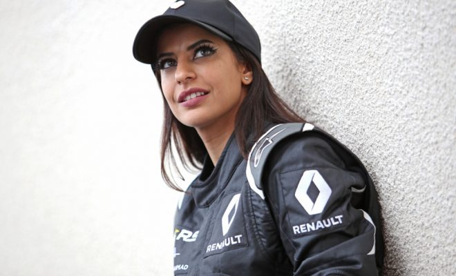 Aseel Al Hamad during the French Grand Prix