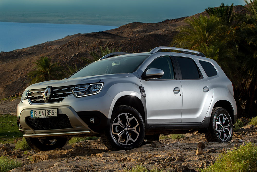 Renault All-new Duster