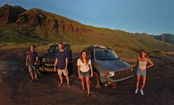 Jeep WSL Cup of Surfing