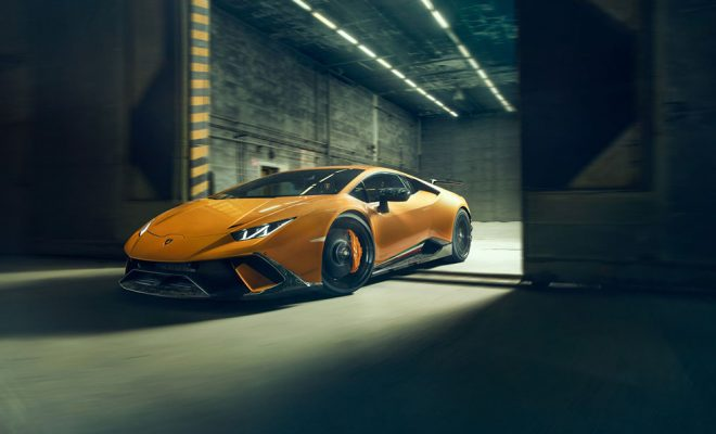 Novitec Lamborghini Huracan Performante Arab Motor World