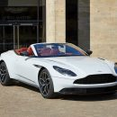 Q by Aston Martin_Henley Royal Regata DB11 Volante