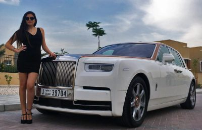 Rolls Royce Phantom Luxury Cars Test Drive Arab Motor World