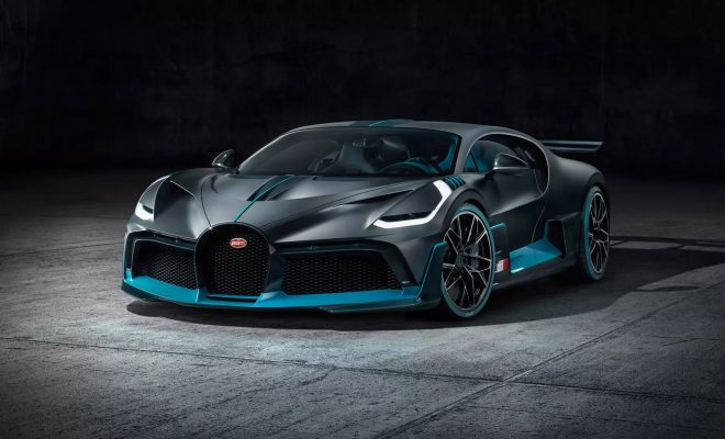 Bugatti Divo - WORLD PREMIERE For the DIVO 0 - Cover - Arab Motor World