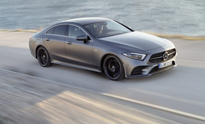 Mercedes-Benz CLS - Arab Motor World