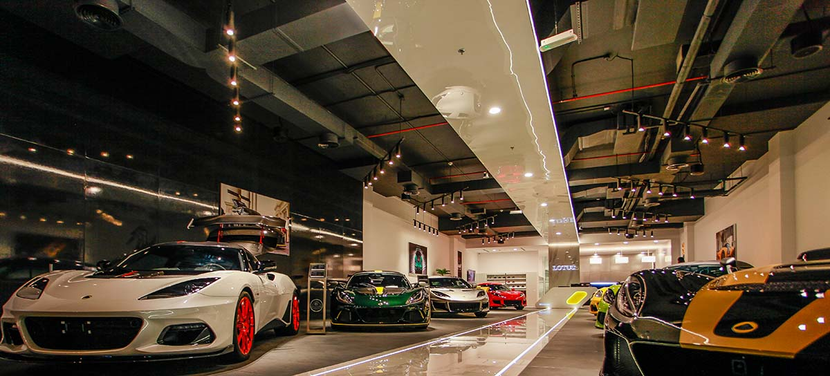 Lotus showroom Adamas Motors - Lotus Cars Dubai Grand Showroom Opening - Arab Motor World (2)