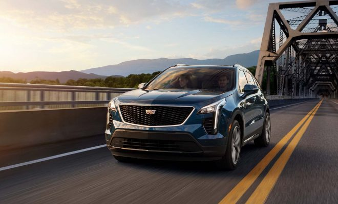 Cadillac XT4 Dynamic Driving - Arab-Motor-World