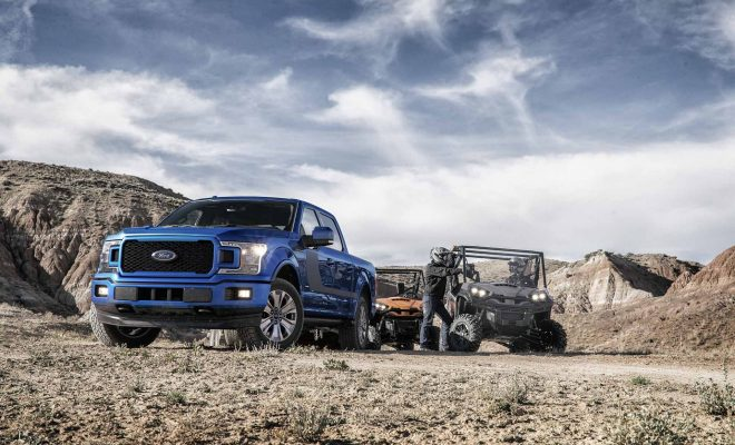 Ford F-150 - Arab Motor World