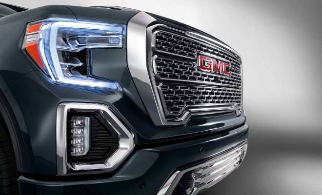 GMC design Sierra Denali 2019 - Cover - Arab Motor World