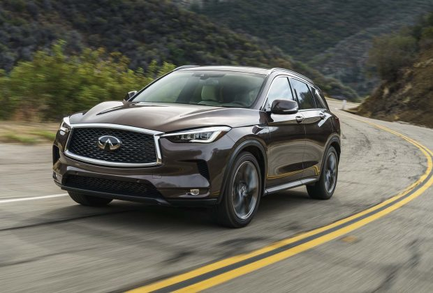 INFINITI QX50 - Cover - Arab Motor World