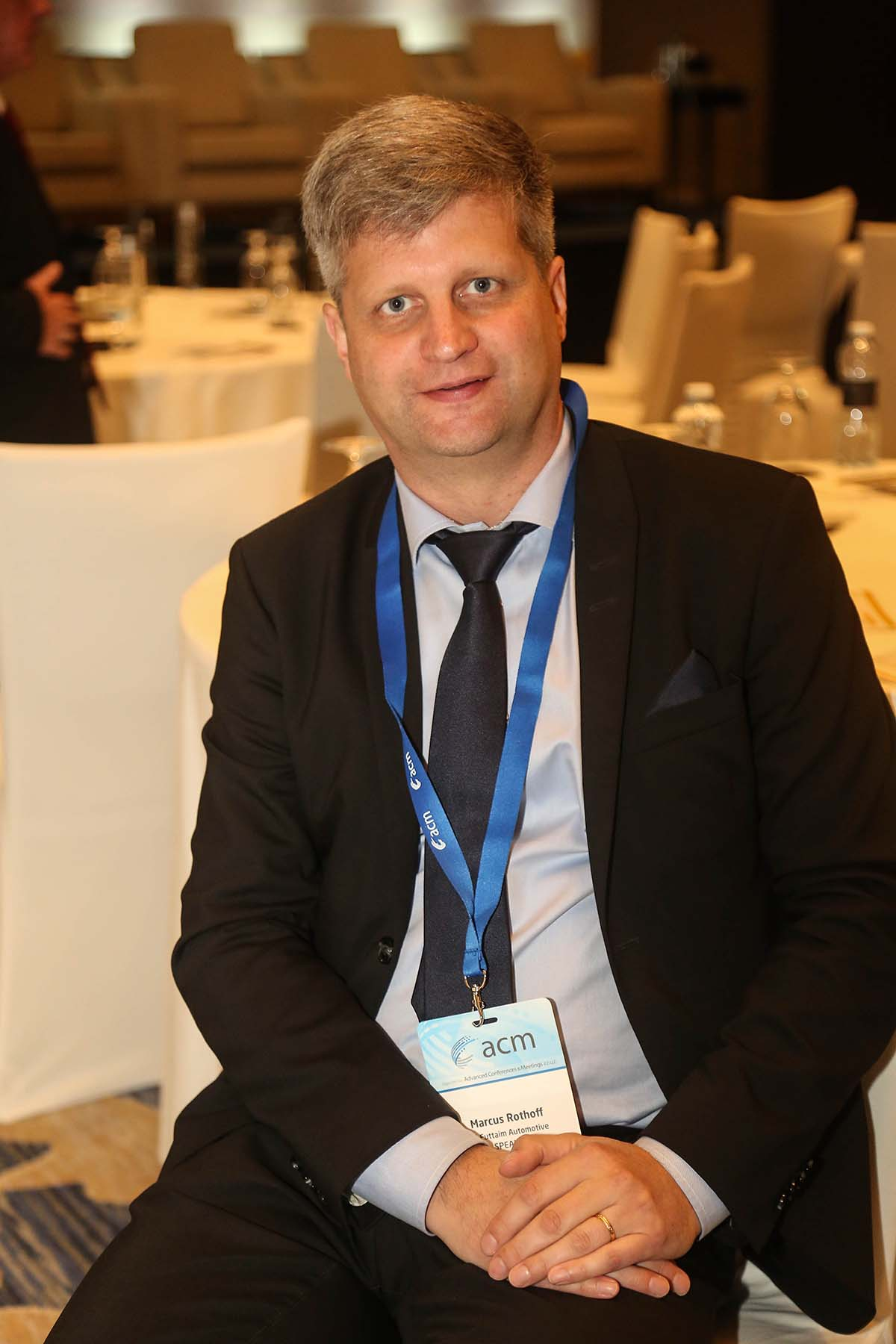 Marcus Rothoff - Volvo Cars - Arab Motor World