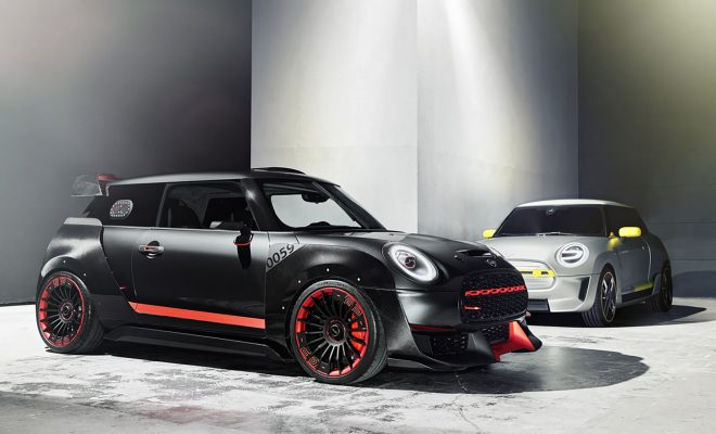 Mini-electric model-concept - Cover - Arab Motor World